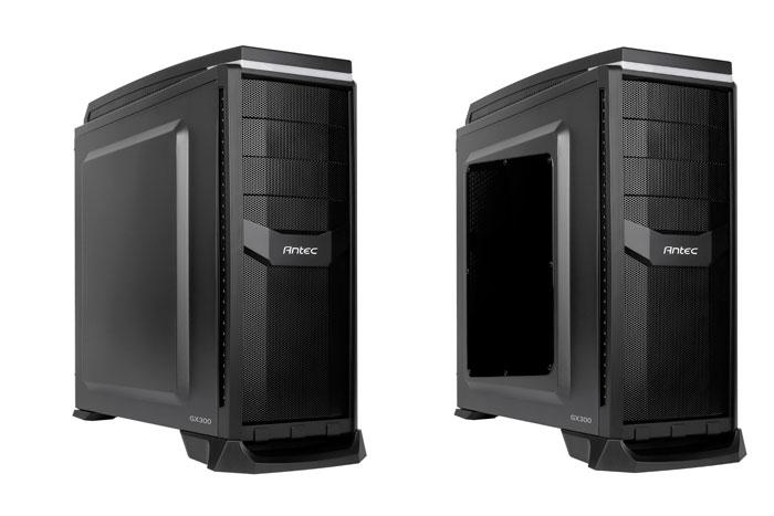 ANTEC completa su familia GX de torres para jugadores con la nueva GX300, Imagen 1