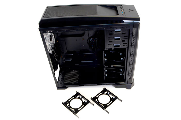 ANTEC completa su familia GX de torres para jugadores con la nueva GX300, Imagen 2