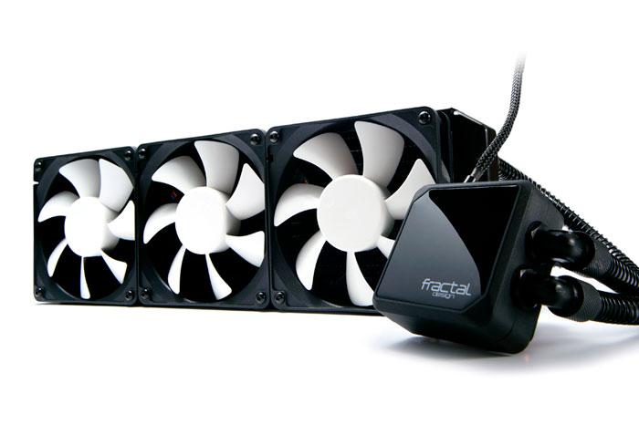 Ya a la venta las nuevas refrigeraciones líquidas integradas de Fractal Design, Imagen 1