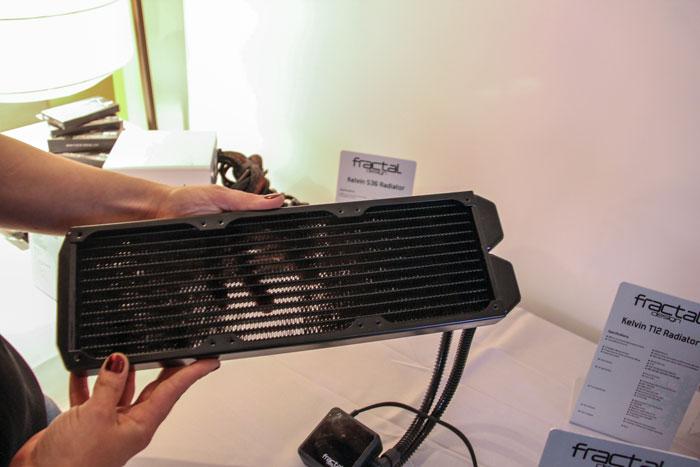 Ya a la venta las nuevas refrigeraciones líquidas integradas de Fractal Design, Imagen 2