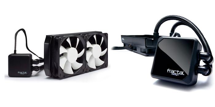 Ya a la venta las nuevas refrigeraciones líquidas integradas de Fractal Design, Imagen 3