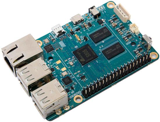 Odroid-C1, un miniPC ARM por menos de 30 Euros, Imagen 1