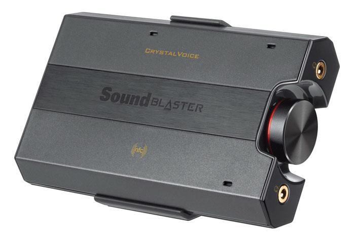 Creative trae a España su nueva tarjeta de sonido externa Sound Blaster E5, Imagen 1