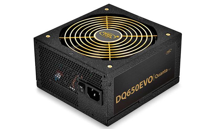 Nueva fuente DeepCool Quanta DQ650 EVO, Imagen 1
