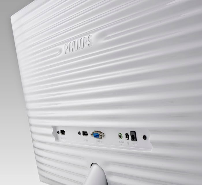 Philips integra dos altavoces bluetooth en su nuevo monitor Moda 2, Imagen 2