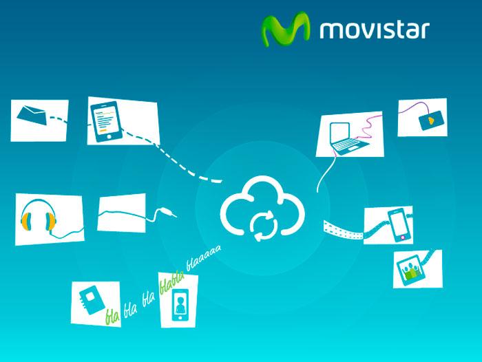Movistar se sube a la nube con Movistar Cloud, Imagen 1