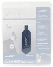 Wireless y memoria Flash en uno de manos de Soyo, Imagen 1