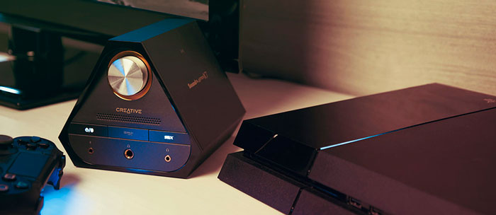 Ya disponible la Sound Blaster X7, Imagen 3