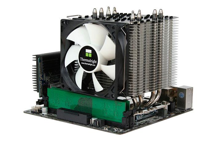 Thermalrigt amplía la serie de disipadores MACHO con un modelo para placas Mini-ITX, Imagen 1