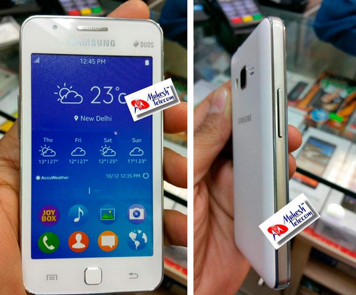 Fotos y nueva fecha de lanzamiento para el Samsung Z1 con Tizen, Imagen 1