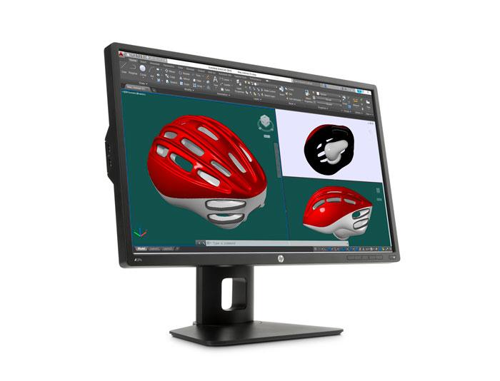 Resoluciones de 5K y 4K para los dos nuevos monitores de HP, Imagen 1