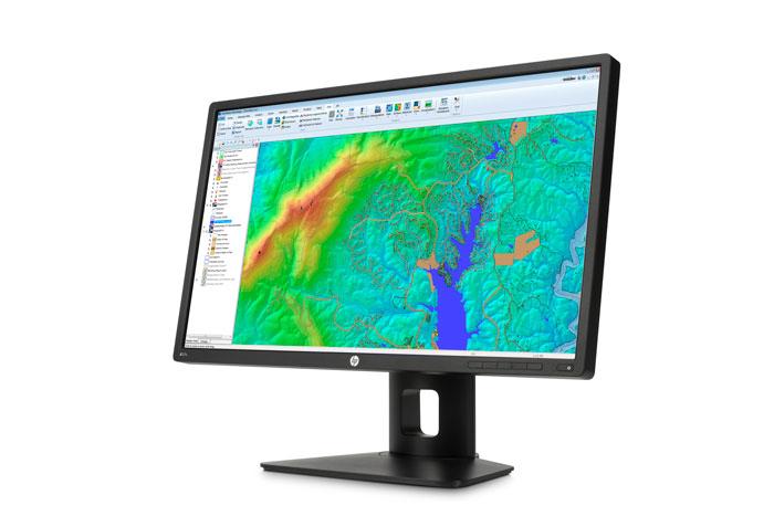 Resoluciones de 5K y 4K para los dos nuevos monitores de HP, Imagen 2