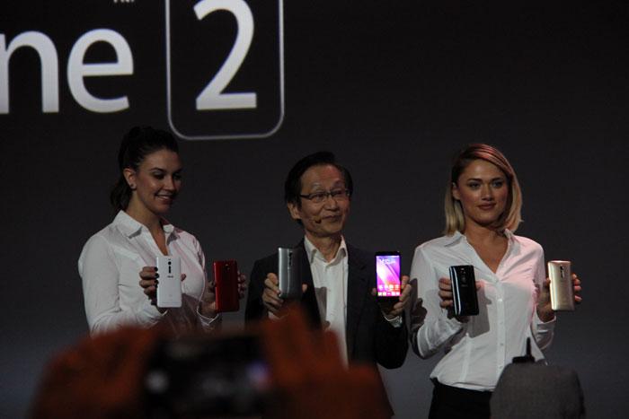 ASUS presenta el  ZenFone 2 con 4 GB de memoria RAM, Imagen 3