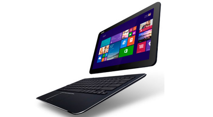 ASUS Transformer Chi, nuevos transformables ultrafinos con Windows 8.1, Imagen 2