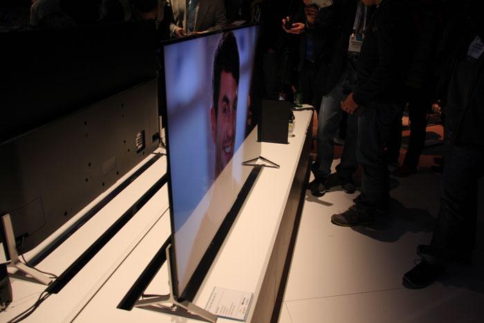 Sony reduce a la mínima expresión el grosor de su pantalla 4K con 4,9 mm, Imagen 2