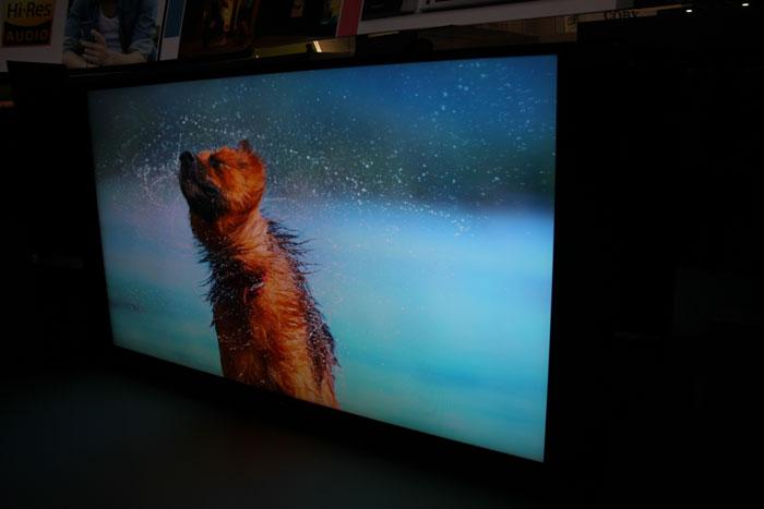 Sony reduce a la mínima expresión el grosor de su pantalla 4K con 4,9 mm, Imagen 3