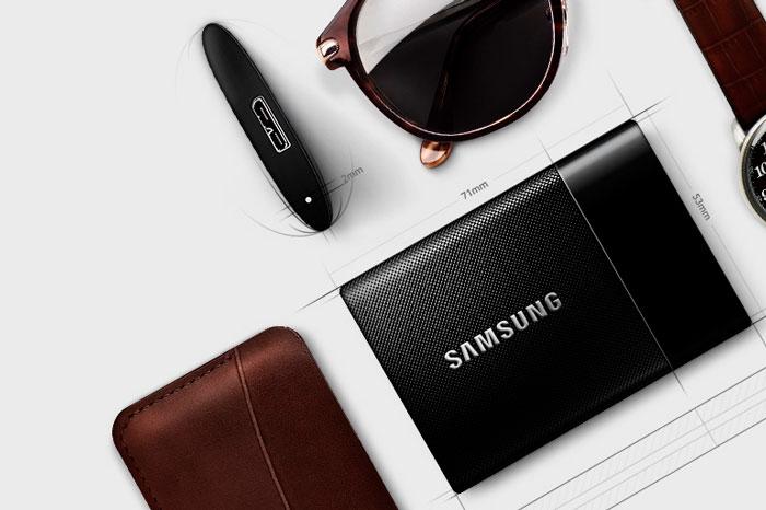 El nuevo SSD externo de Samsung alcanza el TeraByte de capacidad, Imagen 1