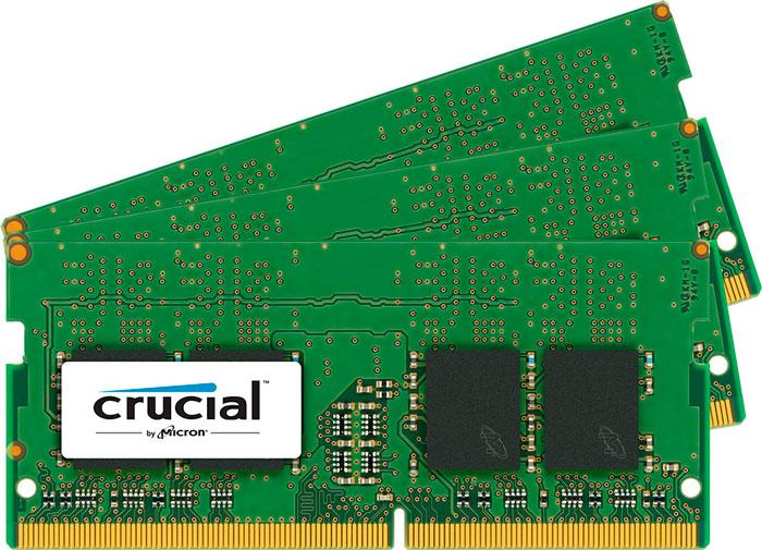Crucial ya tiene sus propios módulos DDR4 para portátiles, Imagen 1