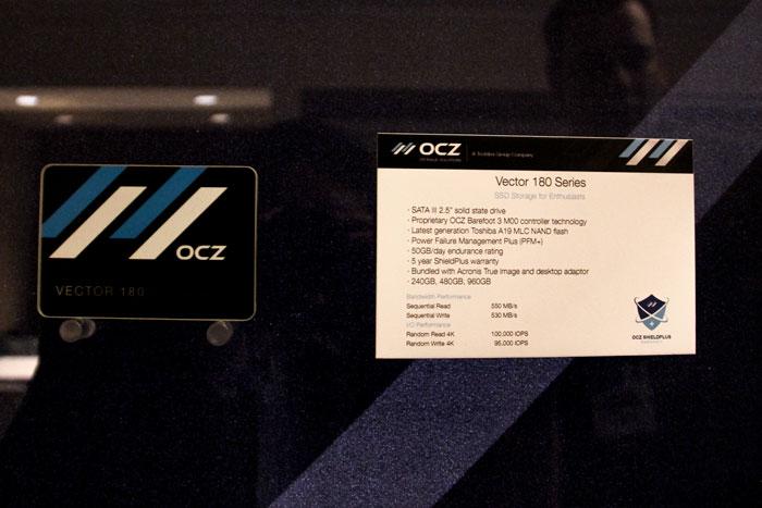 OCZ estrena nueva controladora para SSD y presenta el Vector 180, Imagen 2