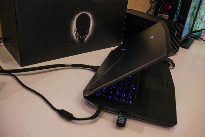 Alienware renueva su portátil gaming de 15 pulgadas , Imagen 1