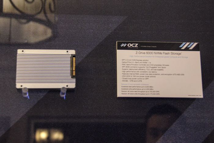 OCZ Z-Drive 6000, velocidad pura a 3000 MB/s, Imagen 1
