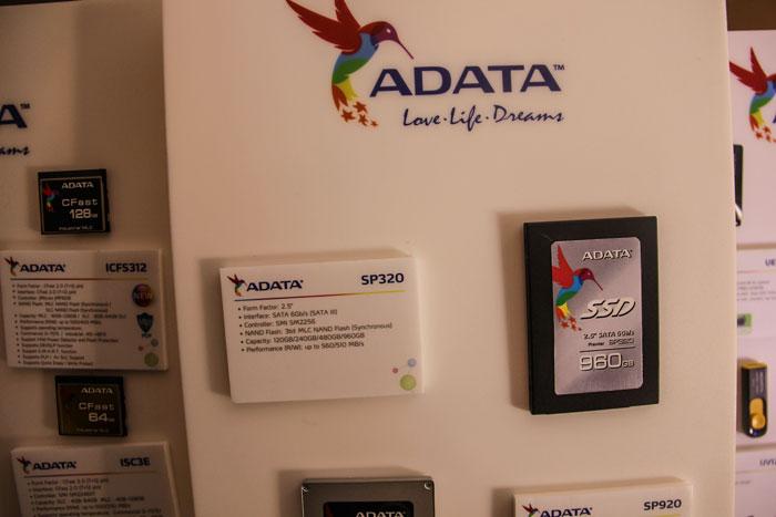 ADATA Premier SP320, Imagen 1