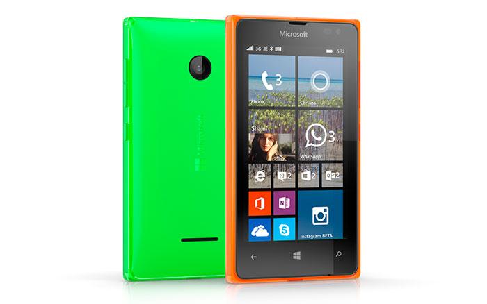 Microsoft lanza los Lumia 435 y 532 de gama baja por menos de 80 Euros, Imagen 1