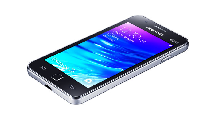 Samsung lanza finalmente su primer smartphone con Tizen, Imagen 1