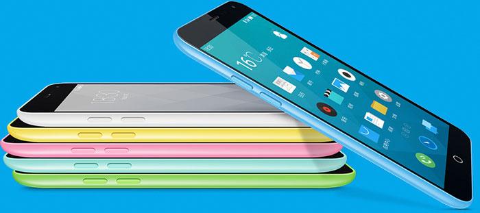 Meizu lanza su smartphone m1 con 5 pulgadas y procesador de 64 bits por menos de 100 Euros, Imagen 1