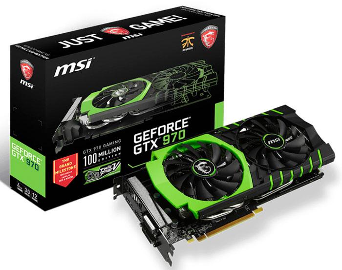 MSI presenta dos series limitadas de sus GTX 960 y GTX 970, Imagen 1