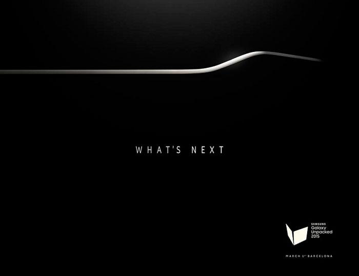 Samsung anuncia un nuevo evento Unpacked para el 1 de marzo, ¿Galaxy S6 a la vista?, Imagen 1