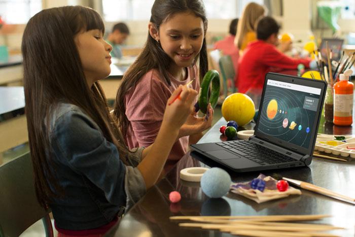 Dell blinda sus nuevos portátiles y tablets pensando en las escuelas, Imagen 1