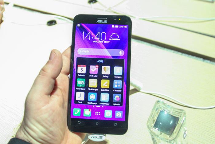 El ASUS Zenfone 2 llegará también en dos versiones más económicas con chips Qualcomm y MediaTek, Imagen 1