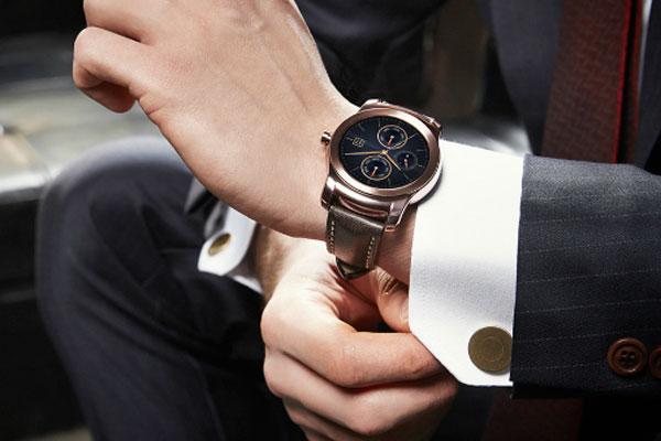 LG se pone serio con su nuevo reloj  inteligente Watch Urbane, Imagen 2