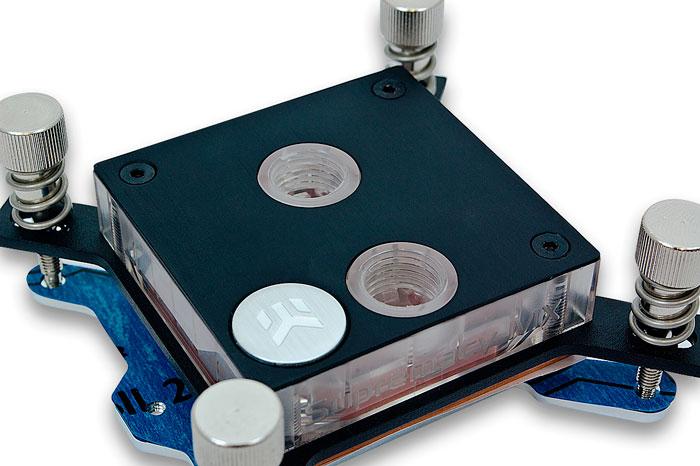 EK lanza su bloque de refrigeración líquida Supremacy MX para bolsillos ajustados, Imagen 1