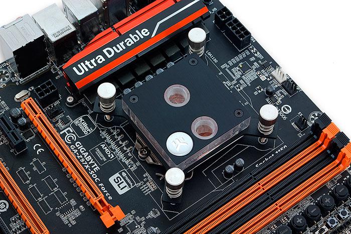 EK lanza su bloque de refrigeración líquida Supremacy MX para bolsillos ajustados, Imagen 2