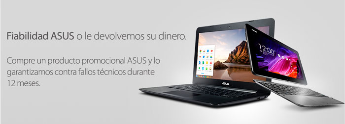 ASUS reembolsará el dinero, además de reparar, de cualquier portátil defectuoso de su gama Profesional , Imagen 1