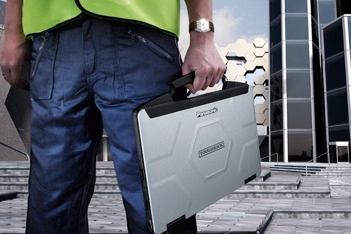 Panasonic Toughbook CF-541, un portátil a prueba de golpes para profesionales, Imagen 1