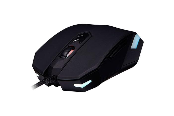 Gungnir Black, nuevo ratón gaming de los estadounidenses Tesoro, Imagen 1