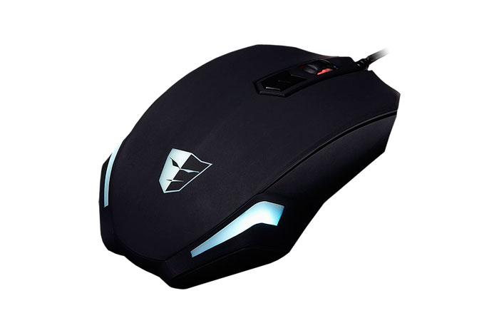 Gungnir Black, nuevo ratón gaming de los estadounidenses Tesoro, Imagen 2