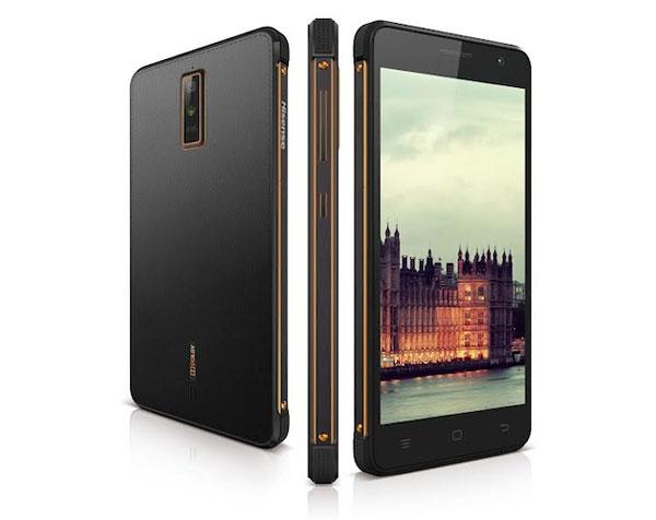 Hisense King Kong, nuevo smartphone 4G resistente, Imagen 1