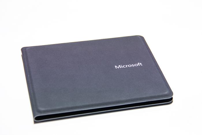 Nuevo teclado plegable de Microsoft para todo tipo de dispositivos móviles, Imagen 3