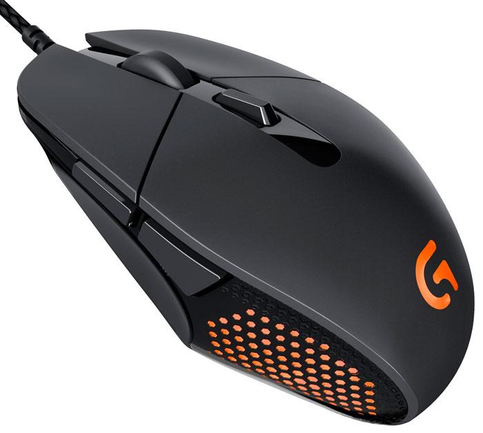Logitech ya tiene listo su nuevo ratón gaming G303 Daedalus Apex, Imagen 1