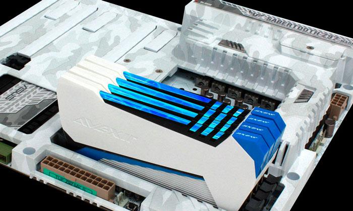 Avexir pone rayos en sus nuevas memorias DDR3 TAIDEN, Imagen 1