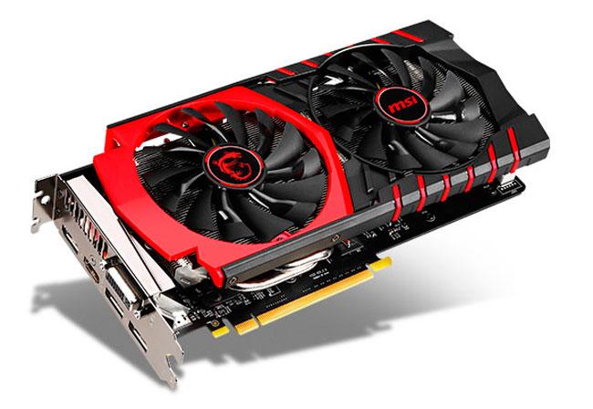MSI ya tiene su propia GeForce GTX 960 con 4 GB de memoria, Imagen 1