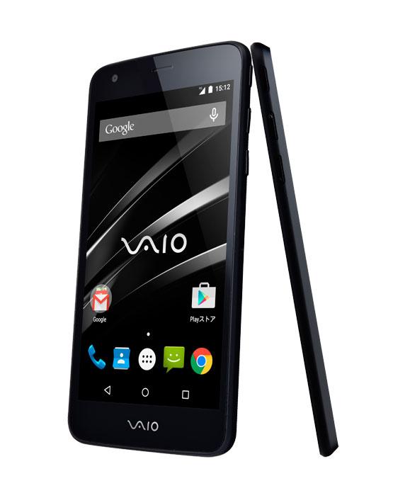 VAIO lanza su primer smartphone, Imagen 2