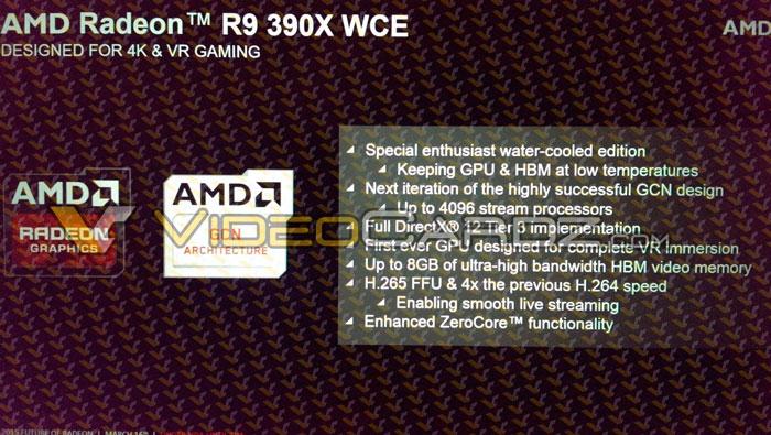 Filtrados nuevos detalles de las Radeon R9 390X, Imagen 2
