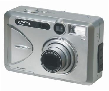 NGS presenta EagleView 3300, su última cámara digital, Imagen 1