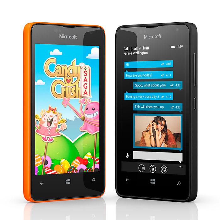 Lumia 430, la gama más económica de Microsoft llega con 1 GB de RAM, Imagen 1