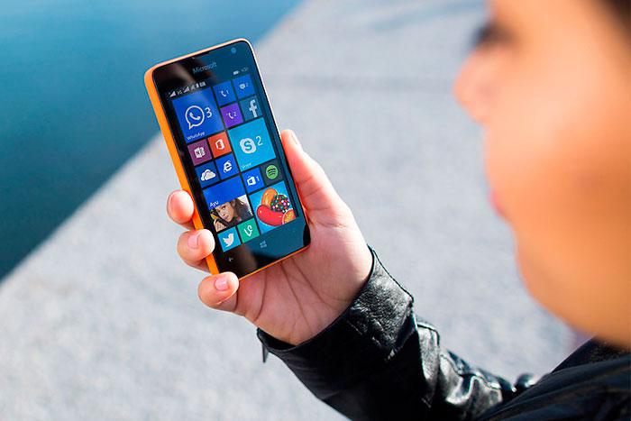 Lumia 430, la gama más económica de Microsoft llega con 1 GB de RAM, Imagen 2
